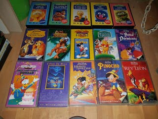 VHS Infantiles