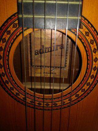 guitarra Paloma