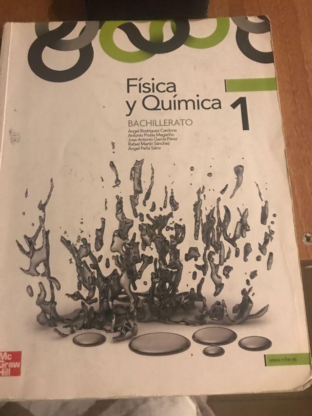 Libro de Física y química