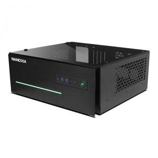 Caja PC Micro-ATX / Mini ITX horizontal (NUEVA)