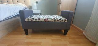 banco de cama