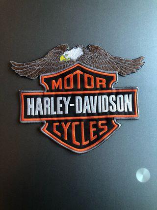Harley Davidson parche