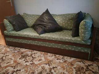 Cama nido, sofá