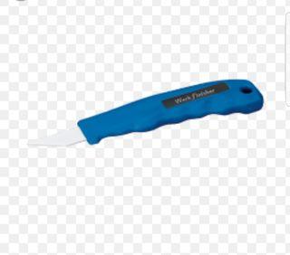 cuchillo quitarebaba NUEVO