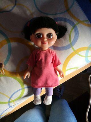 Muñeca Boo, Monstruos S.A