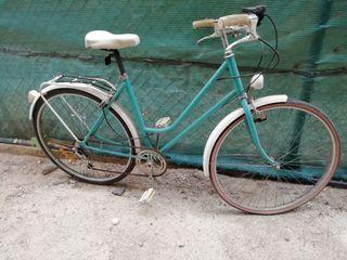 vendo bicicleta para restaurar orbea