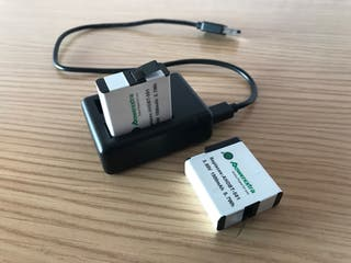 Baterias Repuesto GoPro HERO 7