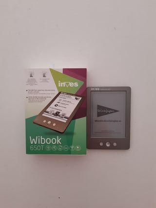E-Book Inves WIBOOK 650T