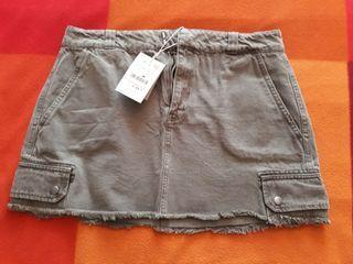 Minifalda Pull&bear