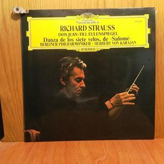RICHARD STRAUS- DON JUAN- KARAJAN BERLINER PH. LP