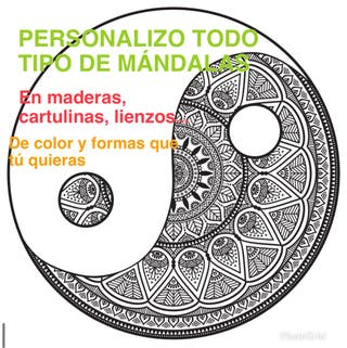 PERSONALIZACIÓN DE MÁNDALAS