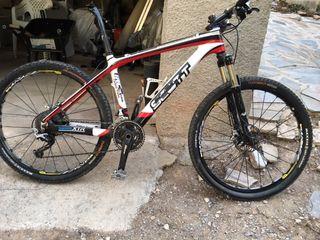 Bicicleta Mtb de carbono replica Trek Talla M