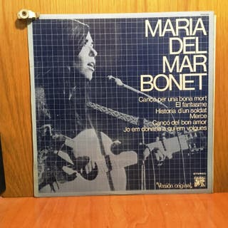 MARIA DEL MAR BONET LP