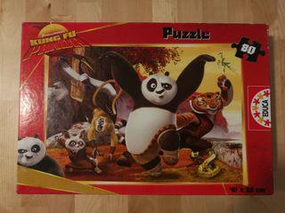 Puzzle King Fu Panda