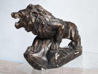 Escultura antigua escayola