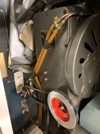 Máquinas de Cine antiguas