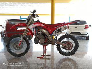 HONDA CRE 250R MATRICULADA