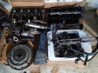 Despiece motor VW 1.9TDI 150CV ARL