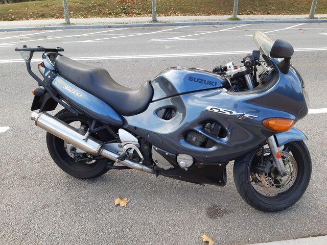 moto gsx 750 f