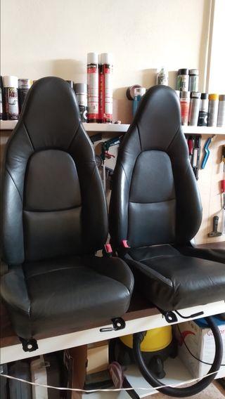 Asientos Mazda Mx5 piel calefactables
