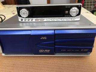 Radio cassette con cargador