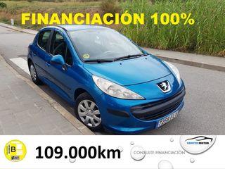 Peugeot 207, CON VÍDEO, CON GARANTÍA