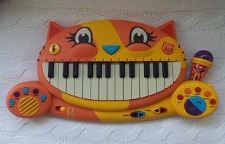 Piano gato musical