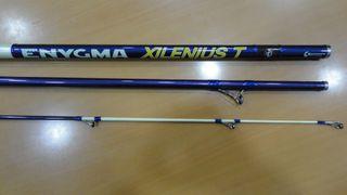 Caña pesca SurfCasting Vercelli Enygma Xilenius T