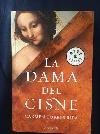Novela La Dama del Cisne, sobre Leonardo da Vinci
