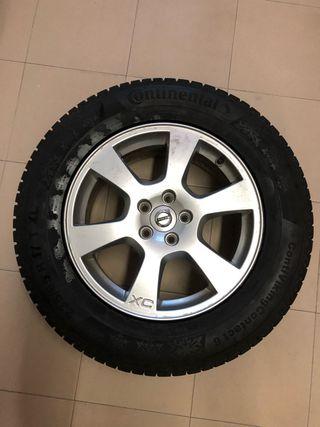 Llantas + neumático Volvo XC60