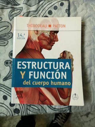 libro ESTRUCTURA Y FUNCION
