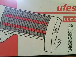 Radiador infrarrojos, UFESA ceramic
