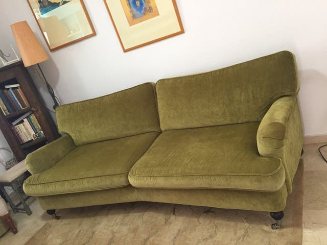 Sofa diseño sueco