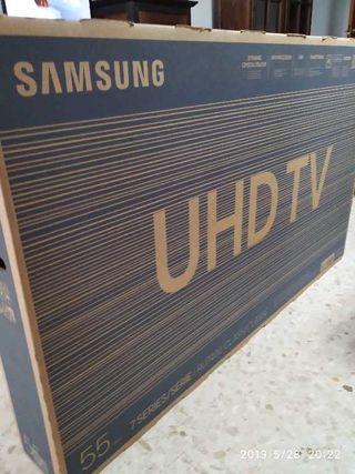 Samsung 55NU7405 - Smart TV de 55 4K UHD HDR