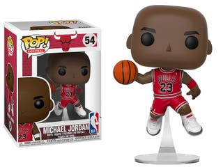Figura Funko Pop Michael Jordan Chicago Bulls