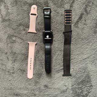 Apple Watch Series 4 44mm GPS Aluminio + Bandas Ex