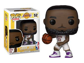 Figura Funko Pop Lebron James NBA Lakers