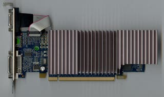 Tarjeta gráfica Geforce 8400 (512 Mb)