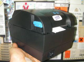 Impresora de etiquetas, Zebra rollo 80 + programa