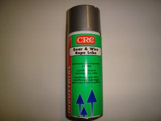 CRC Gear y wire rope lube