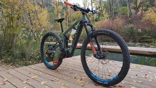 "Bicicleta eléctrica Focus Jam2 29"""