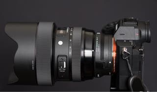 Sigma 14-24 2.8 + MC 11 Canon a Sony
