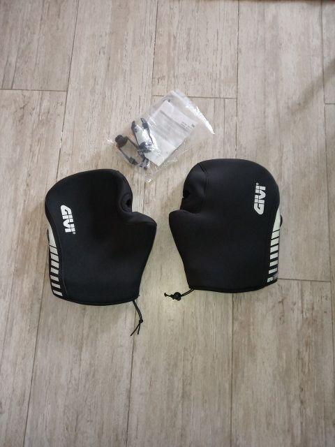 manoplas / guantes frío moto givi