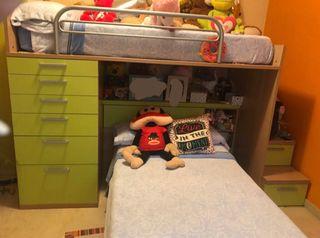 Dormitorio juvenil