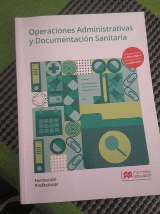 LIBRO OPERACIONES ADMINISTRATIVAS DOCUMENTACIÓN