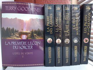Novela juvenil Fantasía Épica - Francés