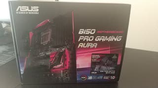 placa base Asus b150 pro gaming/aura