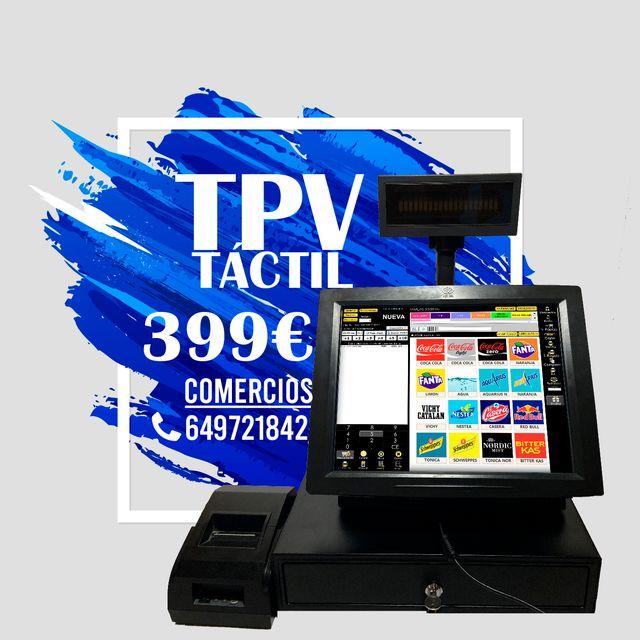TPV Hosteleria y comercios de calidad garantizada