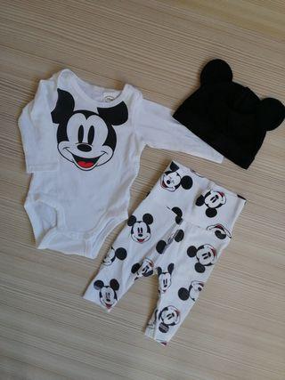 conjunto bebé recién nacido 0-1 mes H&M