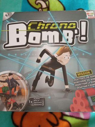 chrono bomb juego